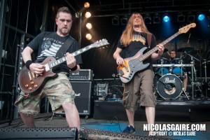 Diary Of Destruction @ Lezard'Os Metal Fest 16