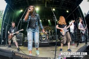 Diary Of Destruction @ Lezard'Os Metal Fest 2