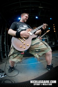 Diary Of Destruction @ Lezard'Os Metal Fest 20