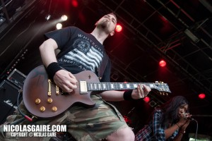 Diary Of Destruction @ Lezard'Os Metal Fest 8