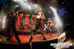 Mortuary @ Lezard'Os Metal Fest , Matignicourt  08052014_13985182320_l