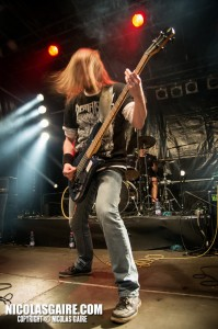Mortuary @ Lezard'Os Metal Fest , Matignicourt  08052014_13985196910_l