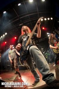 Mortuary @ Lezard'Os Metal Fest , Matignicourt  08052014_14168662991_l