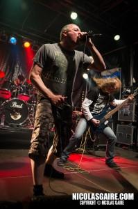 Mortuary @ Lezard'Os Metal Fest , Matignicourt  08052014_14171755135_l