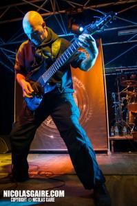 Pestilence @ Lezard'Os Metal Fest , Matignicourt  08052014_14192174163_l