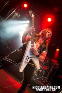 Crystal Viper @ Lezard'Os Metal Fest , Matignicourt  09052014_13986590120_l