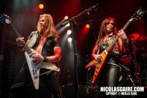Crystal Viper @ Lezard'Os Metal Fest , Matignicourt  09052014_13986724238_l