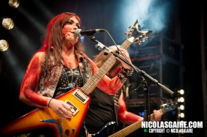 Crystal Viper @ Lezard'Os Metal Fest , Matignicourt  09052014_13986753448_l