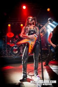 Crystal Viper @ Lezard'Os Metal Fest , Matignicourt  09052014_14150091556_l