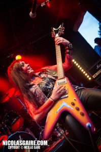Crystal Viper @ Lezard'Os Metal Fest , Matignicourt  09052014_14170537772_l