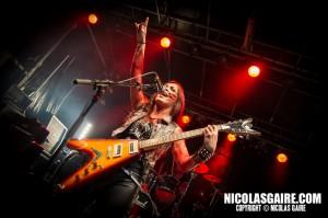 Crystal Viper @ Lezard'Os Metal Fest , Matignicourt  09052014_14170740492_l