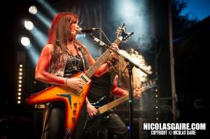 Crystal Viper @ Lezard'Os Metal Fest , Matignicourt  09052014_14173370785_l