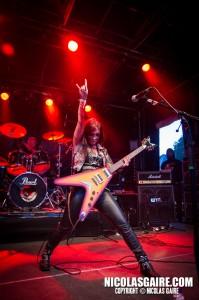 Crystal Viper @ Lezard'Os Metal Fest , Matignicourt  09052014_14193314643_l