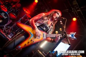 Crystal Viper @ Lezard'Os Metal Fest , Matignicourt  09052014_14193353603_l
