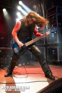 Crystal Viper @ Lezard'Os Metal Fest , Matignicourt  09052014_14193412263_l