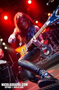 Crystal Viper @ Lezard'Os Metal Fest , Matignicourt  09052014_14193431263_l