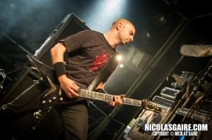 Loudblast @ Lezard'Os Metal Fest , Matignicourt  09052014_14195025343_l