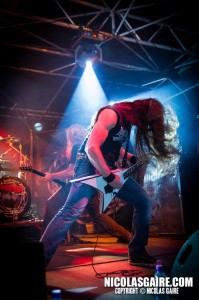 Nightmare @ Lezard'Os Metal Fest , Matignicourt  09052014_13986799790_l