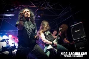 Nightmare @ Lezard'Os Metal Fest , Matignicourt  09052014_13986863150_l