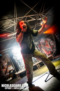 Nightmare @ Lezard'Os Metal Fest , Matignicourt  09052014_13986865989_l