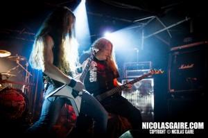 Nightmare @ Lezard'Os Metal Fest , Matignicourt  09052014_14150290176_l