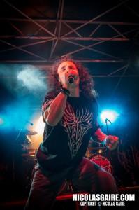 Nightmare @ Lezard'Os Metal Fest , Matignicourt  09052014_14150317486_l