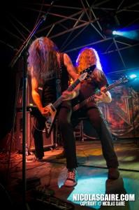 Nightmare @ Lezard'Os Metal Fest , Matignicourt  09052014_14150335036_l