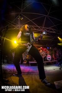 Nightmare @ Lezard'Os Metal Fest , Matignicourt  09052014_14150384646_l