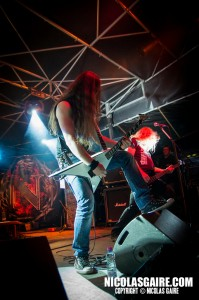 Nightmare @ Lezard'Os Metal Fest , Matignicourt  09052014_14170798372_l