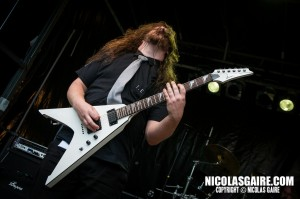 Noein @ Lezard'Os Metal Fest , Matignicourt  09052014_13985921490_l