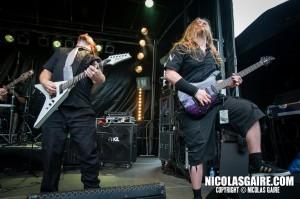 Noein @ Lezard'Os Metal Fest , Matignicourt  09052014_13985932120_l