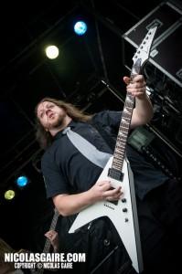 Noein @ Lezard'Os Metal Fest , Matignicourt  09052014_14172522364_l