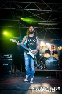 Secret Sphere @ Lezard'Os Metal Fest , Matignicourt  09052014_13986037398_l