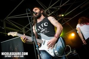 Secret Sphere @ Lezard'Os Metal Fest , Matignicourt  09052014_13986047538_l