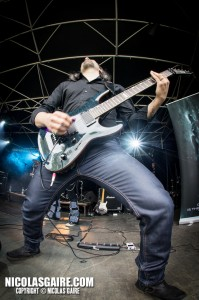 Secret Sphere @ Lezard'Os Metal Fest , Matignicourt  09052014_14172712855_l