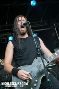 Svart Crown @ Lezard'Os Metal Fest , Matignicourt  09052014_13986291828_l