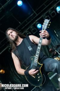 Svart Crown @ Lezard'Os Metal Fest , Matignicourt  09052014_13986315659_l