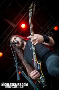 Svart Crown @ Lezard'Os Metal Fest , Matignicourt  09052014_13986395417_l