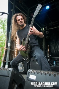 Svart Crown @ Lezard'Os Metal Fest , Matignicourt  09052014_14149777286_l