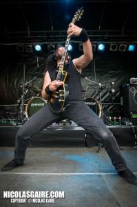 Svart Crown @ Lezard'Os Metal Fest , Matignicourt  09052014_14172889905_l