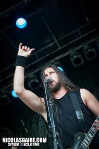 Svart Crown @ Lezard'Os Metal Fest , Matignicourt  09052014_14193092043_l