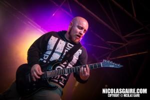 Benighted @ Lezard'Os Metal Fest , Matignicourt  10052014_13989727019_l
