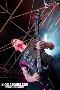 Benighted @ Lezard'Os Metal Fest , Matignicourt  10052014_13989759579_l