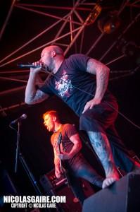 Benighted @ Lezard'Os Metal Fest , Matignicourt  10052014_13989859307_l