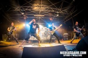Benighted @ Lezard'Os Metal Fest , Matignicourt  10052014_13989931168_l