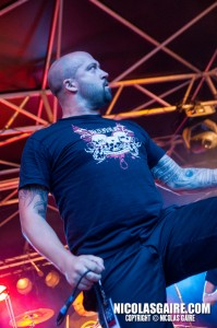 Benighted @ Lezard'Os Metal Fest , Matignicourt  10052014_13989940817_l