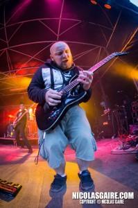 Benighted @ Lezard'Os Metal Fest , Matignicourt  10052014_14173232981_l