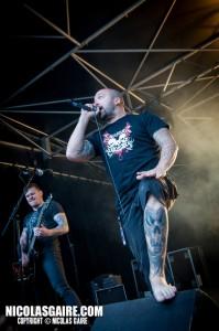 Benighted @ Lezard'Os Metal Fest , Matignicourt  10052014_14173695772_l