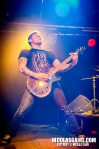 Benighted @ Lezard'Os Metal Fest , Matignicourt  10052014_14176414015_l