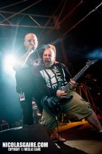 Benighted @ Lezard'Os Metal Fest , Matignicourt  10052014_14176503504_l